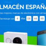 AliExpress se estrena en España con un nuevo almacén
