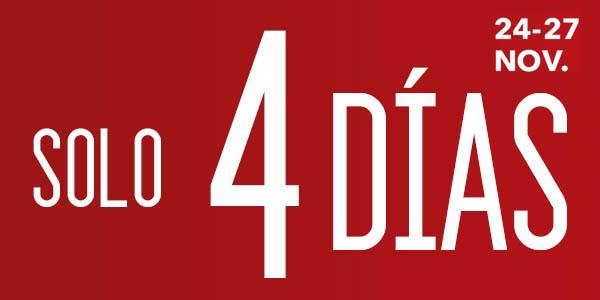 d08a8a9b8a Del 24-27 de noviembre ¡Black Friday en El Corte Inglés!