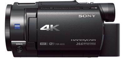 sony-videocamara-4k