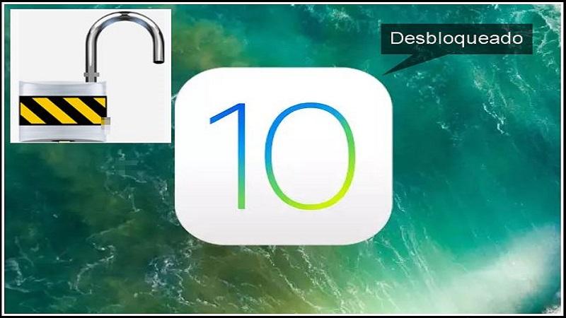 iOS 10 desbloqueado