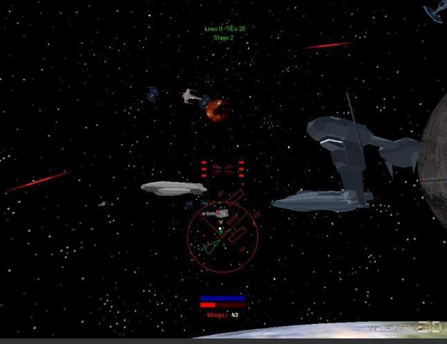 star wars the battle of endor