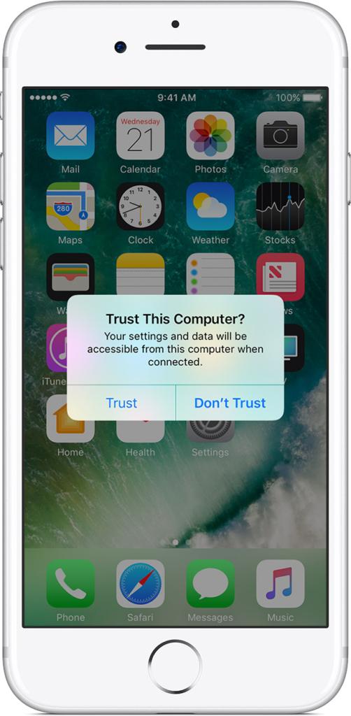 Trustjacking