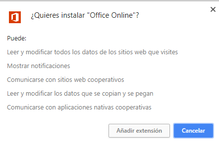 chrome-office-online