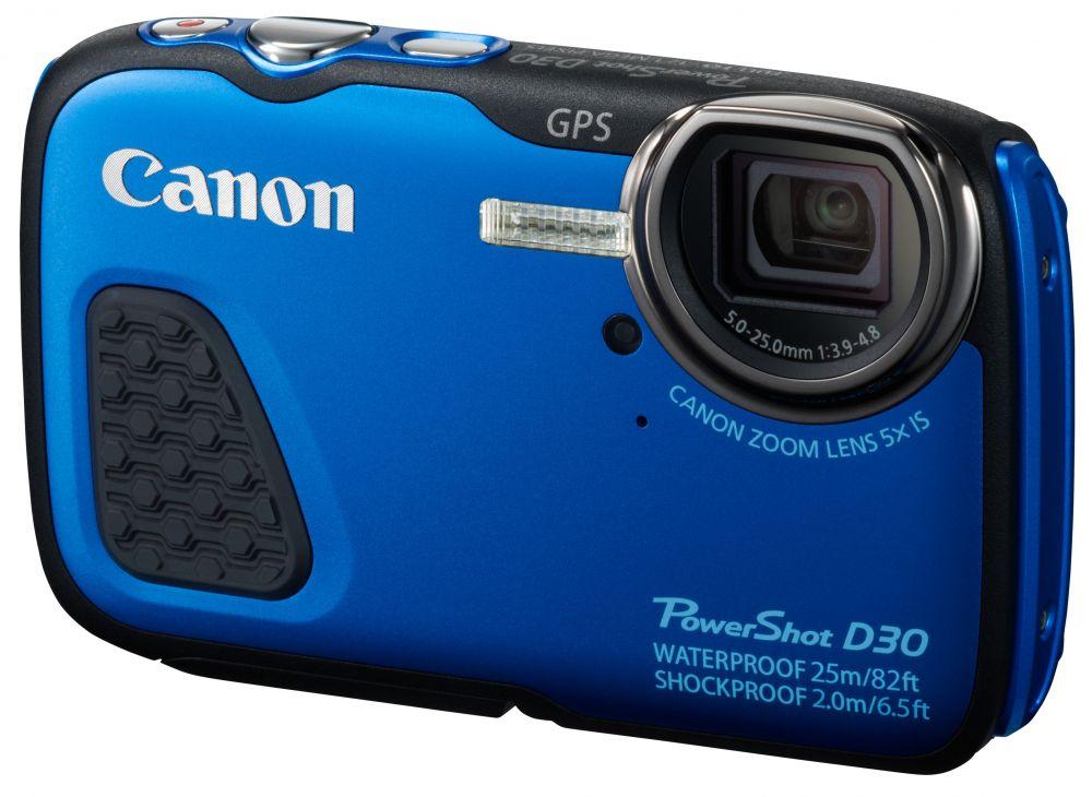 Canon subacuática