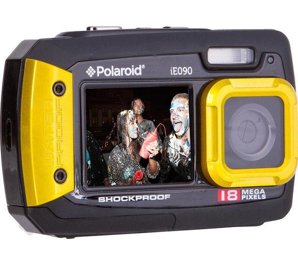 Polaroid subacuática