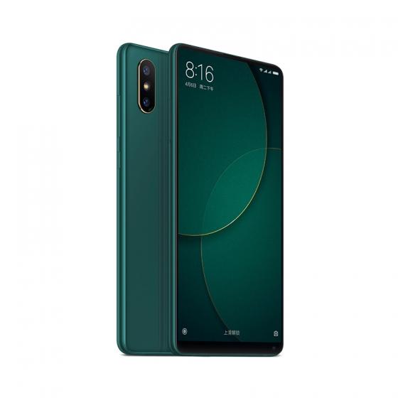 color verde esmeralda MI MIX 2S