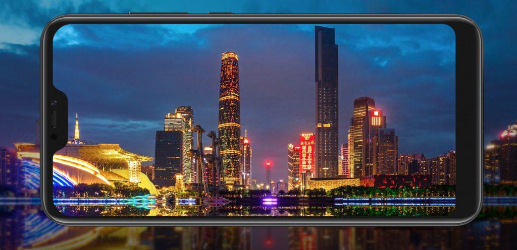 Redmi 6 Pro pantalla