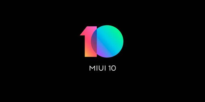 MIUI-10-logo