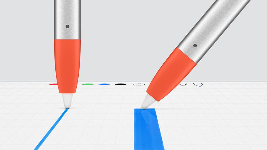 Crayon Logitech alternativa Apple Pencil