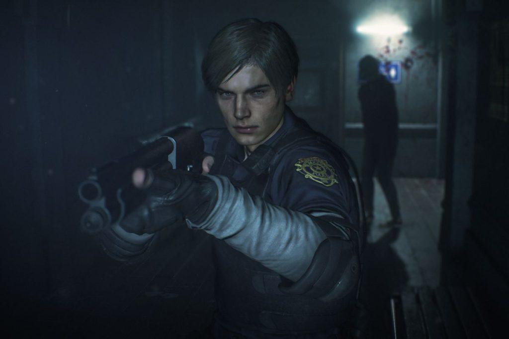Avance Resident Evil 2