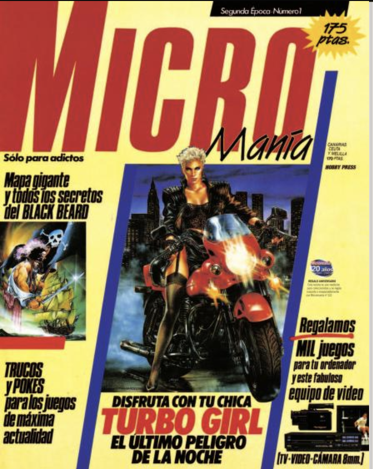 MicroManía