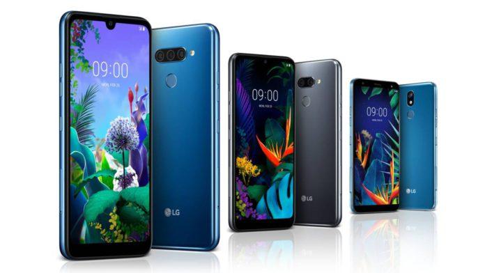 LG K40-colores