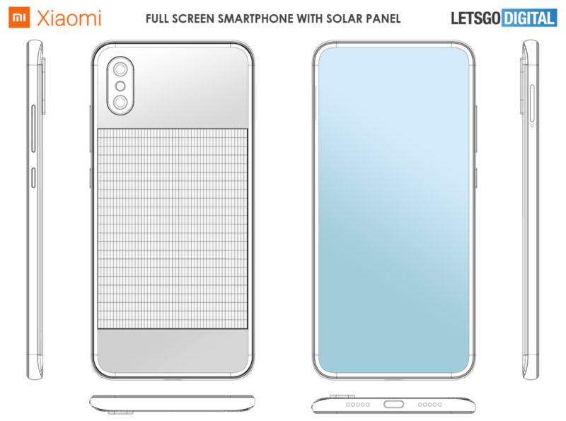 Xiaomi placa solar