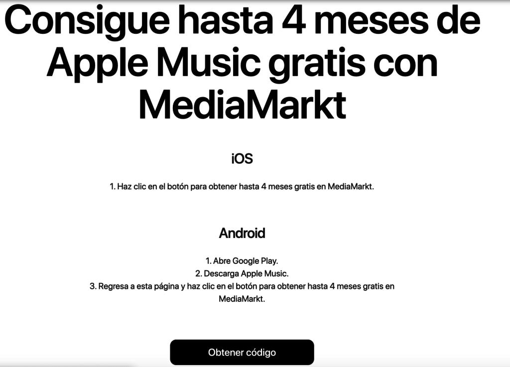 Mediamarkt Apple Music
