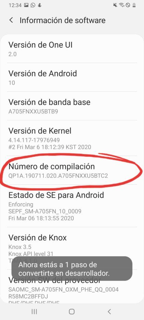 Samsung-opciones-de-desarrollador